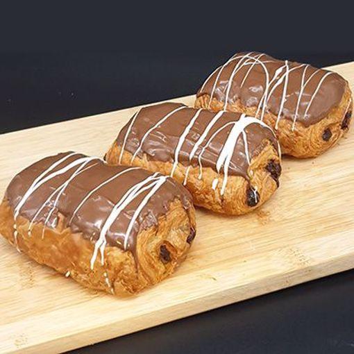 Afbeelding van Chocolade Croissant Ongevuld