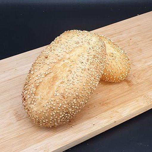 Afbeelding van Afbak krokant puntje sesam