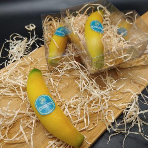 Afbeelding van Marsepein banaan
